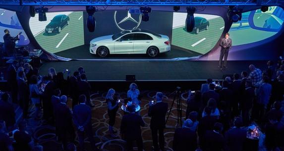 Mercedes-Benz E-Klase promovisan u Beogradu