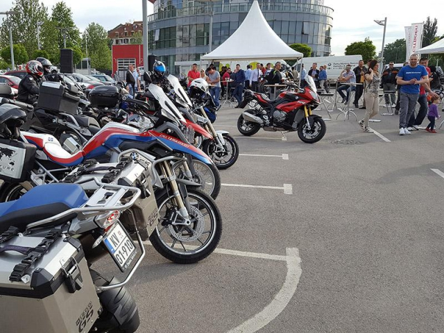Otvaranje BMW Motorrad sezone