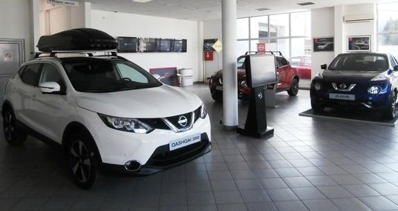Nissan-LF Auto centar: U petak, 13. maja Nissan automobili po specijalnim cenama