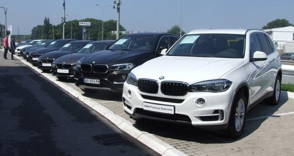 Delta Motoros 21. maja organizuje Dan korišćenih BMW i MINI vozila