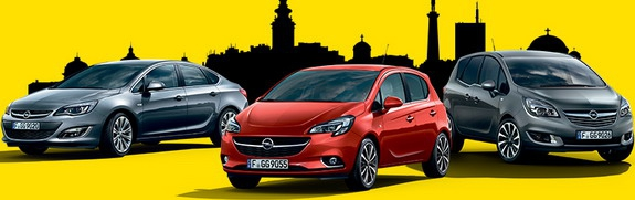 Opel akcijske cene