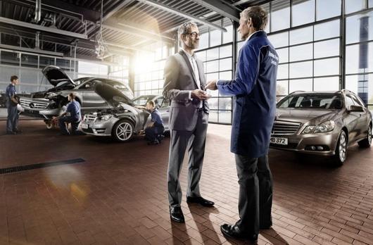 Mercedes-Benz letnja servisna akcija