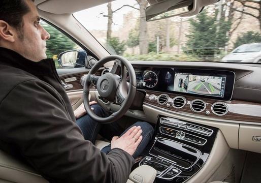 Mercedes-Benz E-Klasa je kralj enterijera u 2016. godini