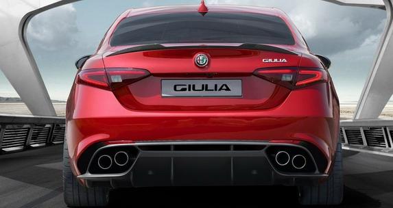 Novi rekord Alfa Romeo Giulia Quadrifoglio modela na Nirburgringu