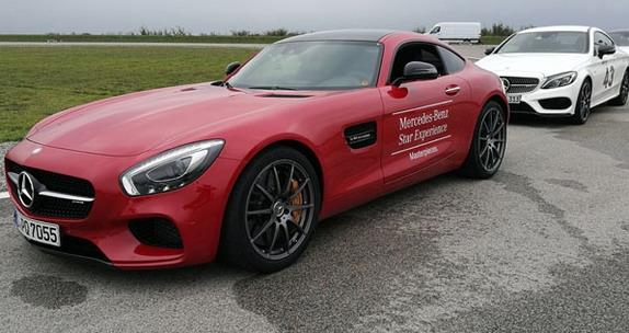 Mercedes-Benz Star Experience: Zvezde iz Štutgarta ponovo u Srbiji