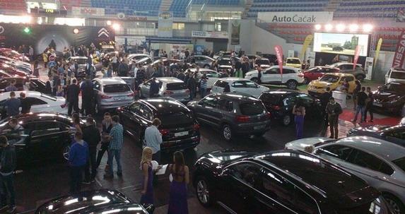 Sedam srpskih premijera na niškom Auto Moto Festu