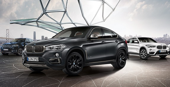 Rođendanska ponuda BMW X modela sa M paketom opreme