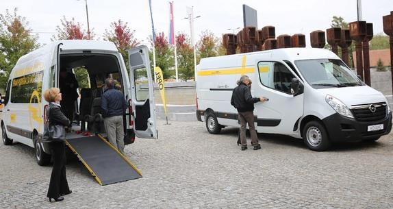 Opel komercijalna vozila predstavljena flotnim kupcima