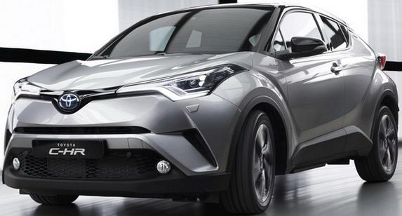 Cenovnik za Toyotu C-HR (dopunjeno)