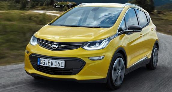 """""""AUTOBEST 2016 Awards"""" priznanja za Opel Amperu-e i Opel grupu"""