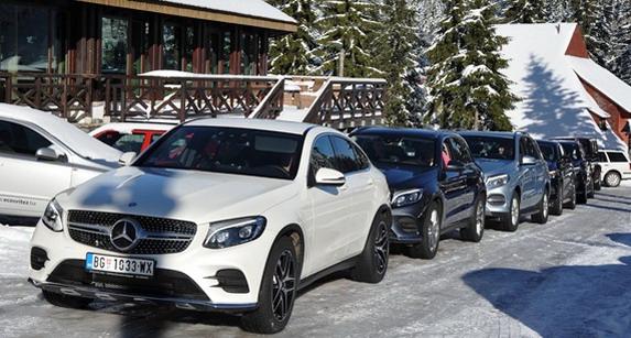 Mercedes organizovao regionalni