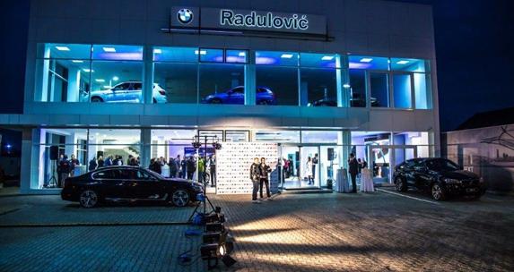 BMW Radulović otvorio renovirani salon u Novom Sadu