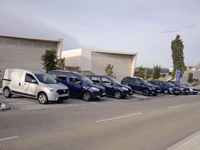 Jadranska promocija novih Dacia