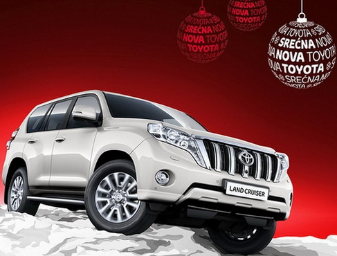 Toyota Terenci - Novogodišnja ponuda