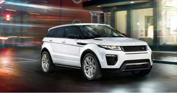 Novogodišnje pogodnosti za kupovinu Range Rovera Evoque