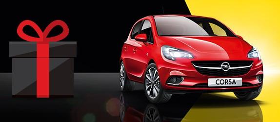 Ponuda za Opel Corsu Enjoy