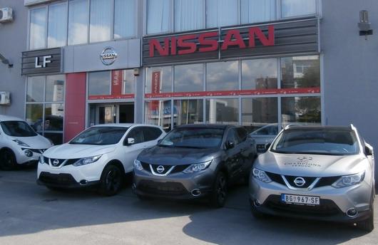 Nissan-LF Auto Centar: Petak, 13. januar – srećan dan za kupovinu Nissanovih automobila