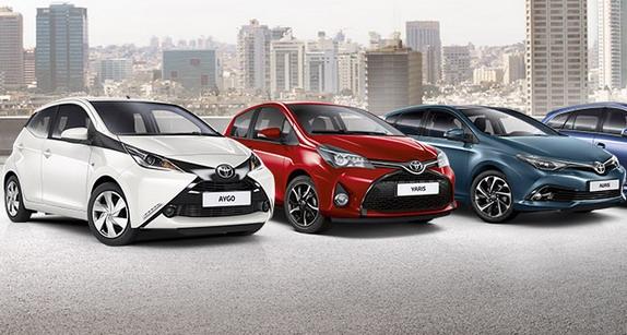 Toyota Motor Europe (TME) je prodao 928.500 vozila u 2016. godini