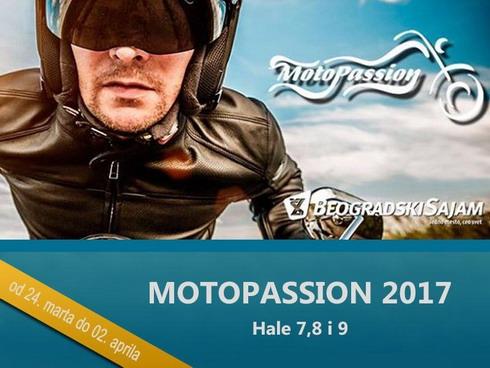 Sajam motora i moto opreme MotoPassion 2017