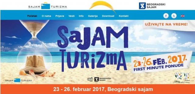Na Beogradskom sajmu svečano otvoren 39. Međunarodni sajam turizma