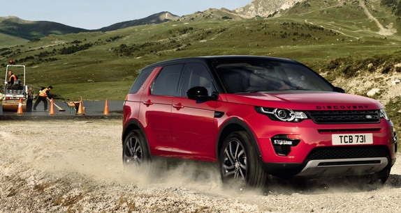 Land Rover Discovery Sport Adventure edition za 39.990 evra