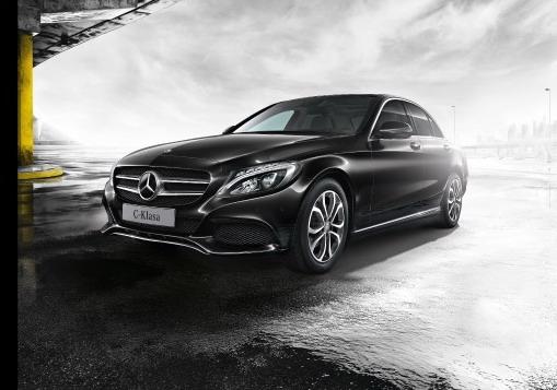 Specijalna ponuda za Mercedes C-Klasu