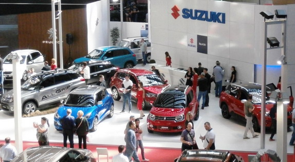 Za Suzuki automobile i motocikle produženi sajamski popusti