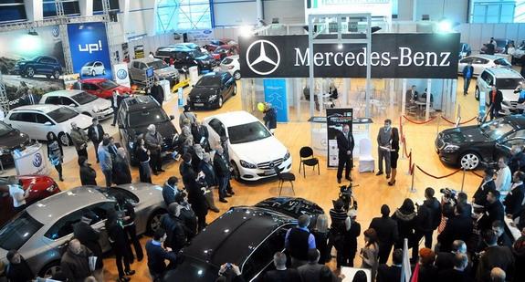 Prvi sajam polovnih automobila u Srbiji