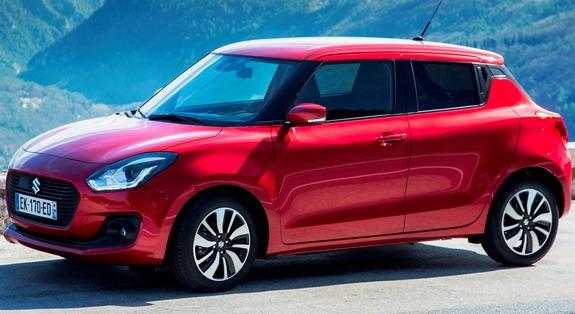 """Novi Suzuki Swift """"startuje"""" sa 9.900 evra"""