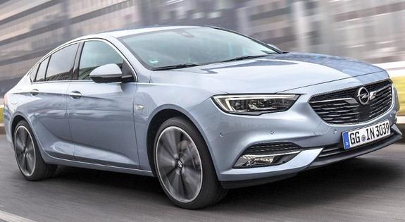 Pet zvezdica na Euro NCAP testu potvrđuju: Nova Opel Insignia poseduje snažan bezbednosni koncept