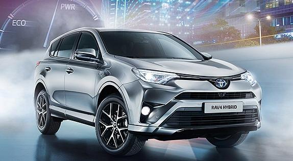 Toyota Srbija: Ponuda za RAV4 Hybrid