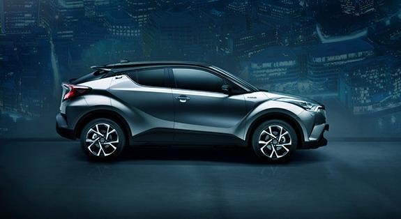 Nova Toyota C-HR: Otkrijte letnju ponudu