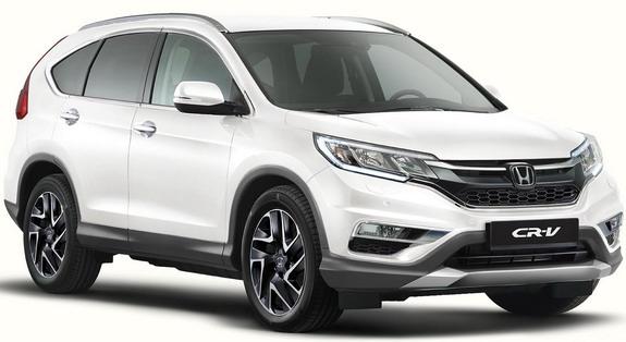 Specijalna ponuda za Hondu CR-V 1.6 dizel