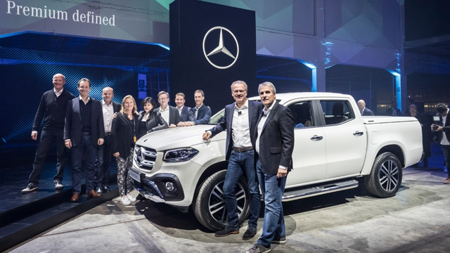 Mercedes-Benz X-Klasa predstavljena zvanično - poznate i cene