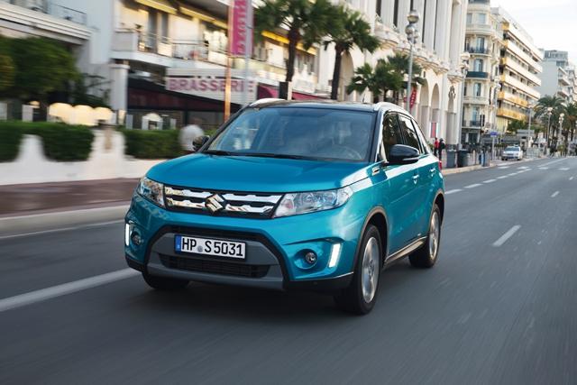 Suzuki Vitara s opremom Premium po sistemu plati i vozi