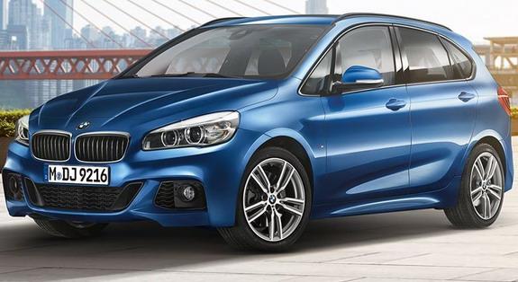 BMW Serije 2 Active Tourer sa 1% kamate ili za 222 evra mesečno
