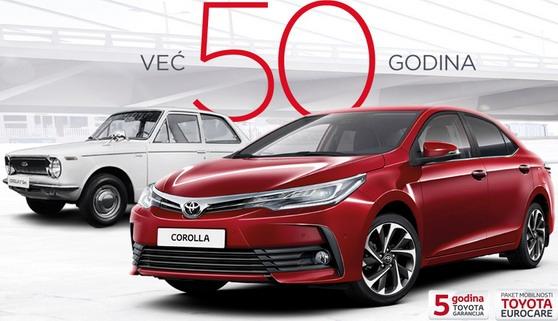 Ponuda za Toyotu Corollu