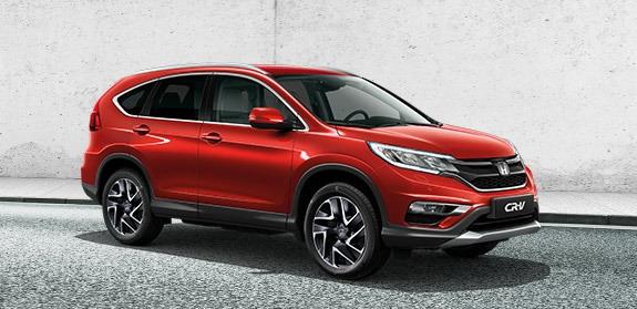 Honda CR-V za 24.990 eura
