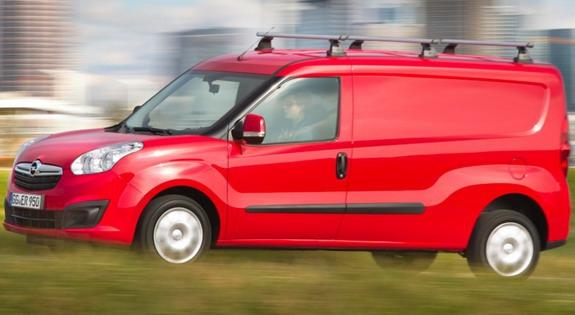 Efikasnost u pokretu uz Opelovu ponudu komercijalnih vozila