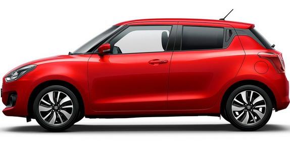 """Novi Suzuki Swift """"startuje"""" sa 10.390 evra"""