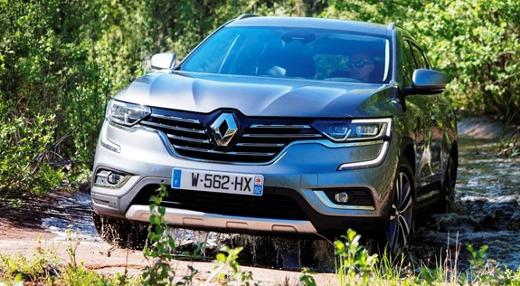 Cenovnik za novi Renault Koleos u Srbiji