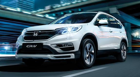 Specijalna Honda CR-V 1.6 I-DTEC Elegance NAVI