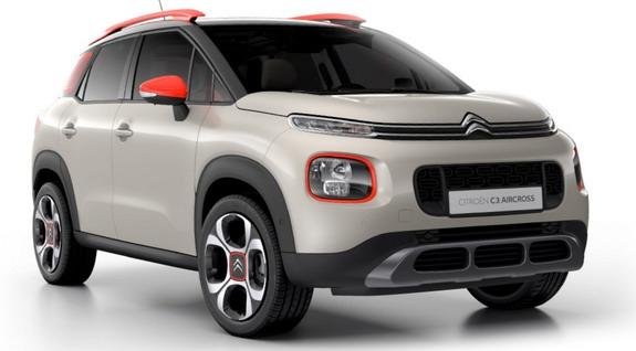 Citroën C3 Aircross na sajmu u Novom Sadu, cene u Srbiji startuju od 14.490 evra