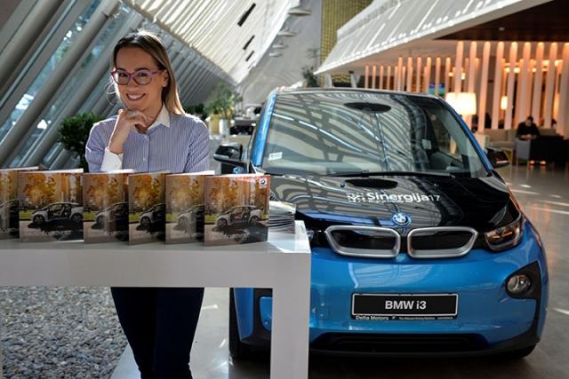 BMW i3 zvanično vozilo Sinergije 17