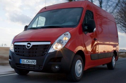 Specijalna ponuda za Opel Movano do kraja godine