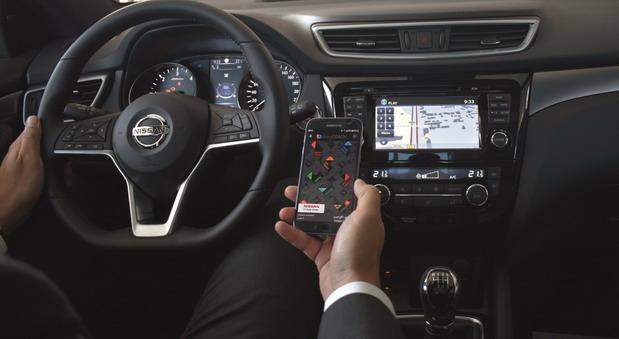 "S Nissan-LF Auto ""asistentom"" potpuna kontrola Nissanovih automobila"
