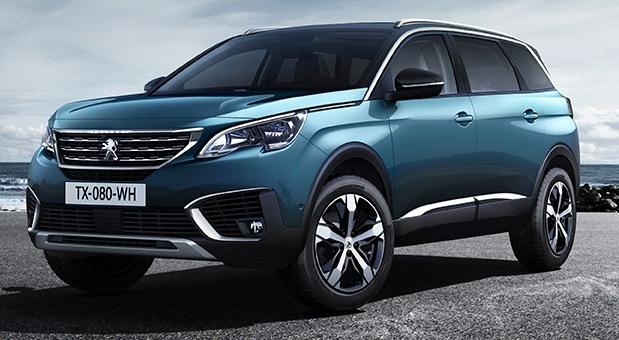Novi Peugeot 5008 – potpuno nova dimenzija SUV-a