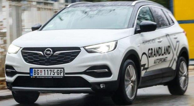 Prve vožnje novih modela Opel Grandland X i Crossland X