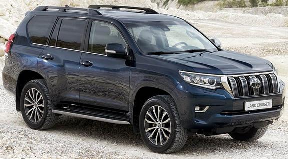 Novi Toyota Land Cruiser po akcijskoj ceni