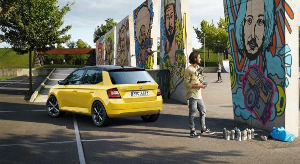 Škoda Fabia MPI 1.0 Ambition za 8.990 evra